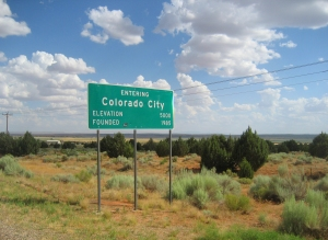 welcome to colorado city
